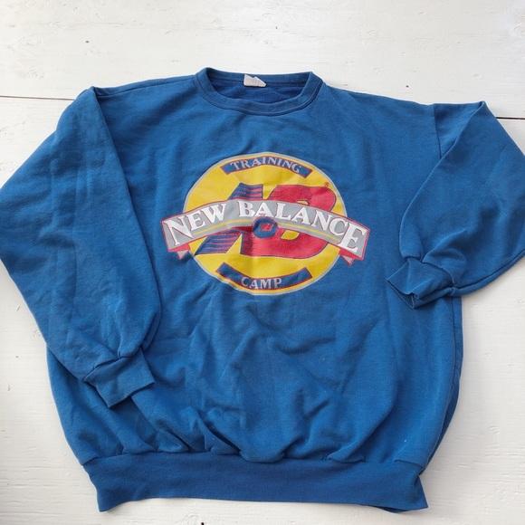 vintage new balance sweatshirt